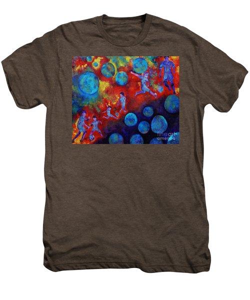 Football Dreams Men's Premium T-Shirt