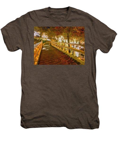 Golden Bridge Men's Premium T-Shirt