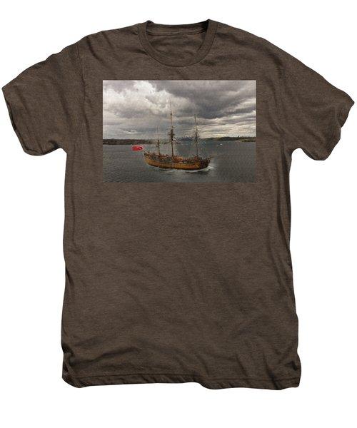 Hmb Endevour Men's Premium T-Shirt by Miroslava Jurcik