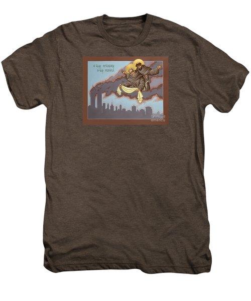Holy Passion Bearer Mychal Judge 132 Men's Premium T-Shirt