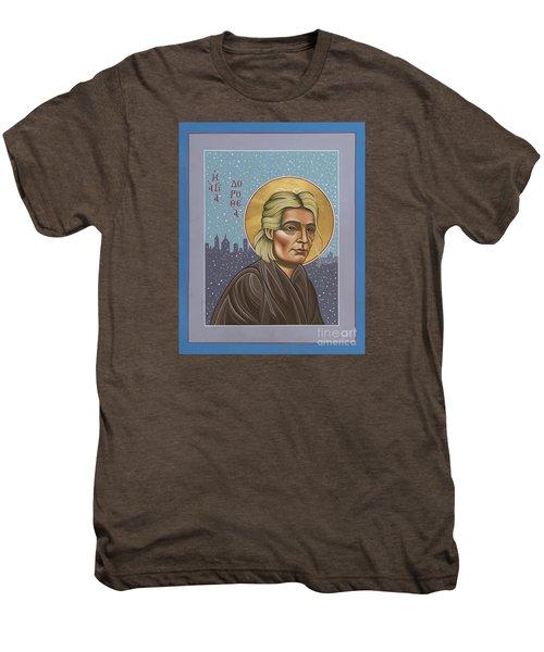 Holy Prophet Dorothy Day 154 Men's Premium T-Shirt