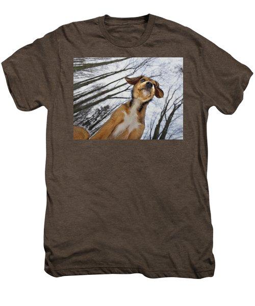 I Wish I Could Fly Men's Premium T-Shirt