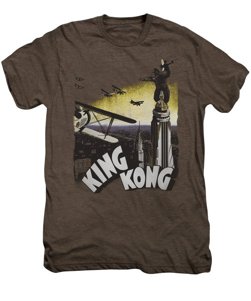 King Kong - Final Battle Men's Premium T-Shirt