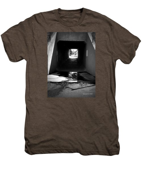 Lethbridge Underpass Men's Premium T-Shirt
