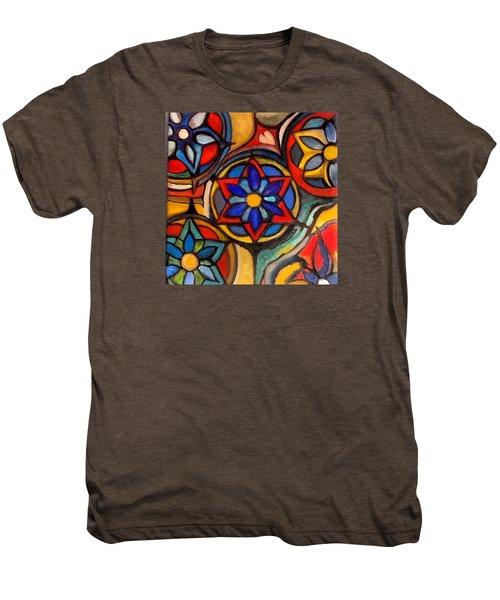 Mandalas Vintage Men's Premium T-Shirt