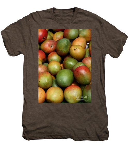 Mangoes Men's Premium T-Shirt by Carol Groenen