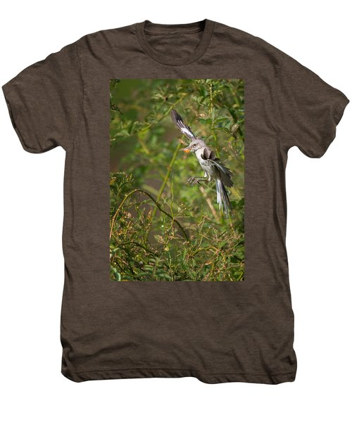 Mockingbird Men's Premium T-Shirt by Bill Wakeley