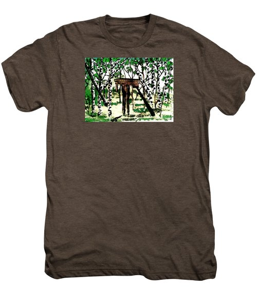 Old Obstacles Men's Premium T-Shirt
