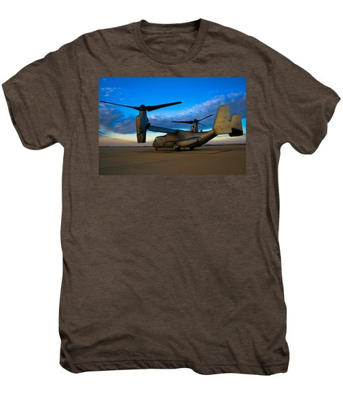 Osprey Sunrise Series 1 Of 4 Men's Premium T-Shirt