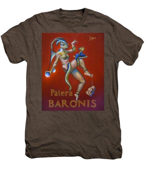 Patera Baronis Men's Premium T-Shirt