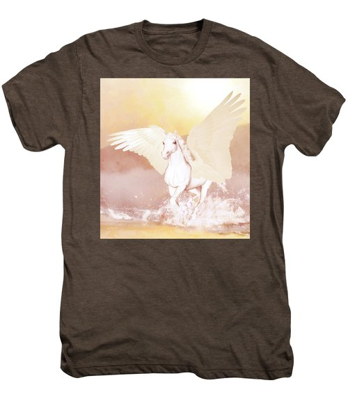 Pegasus   Men's Premium T-Shirt