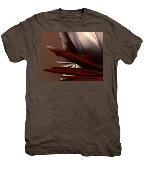 Petals And Stone 2 Men's Premium T-Shirt