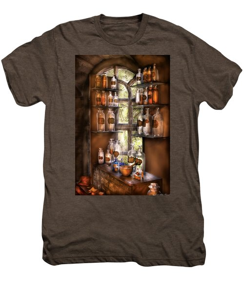 Pharmacist - Various Potions Men's Premium T-Shirt