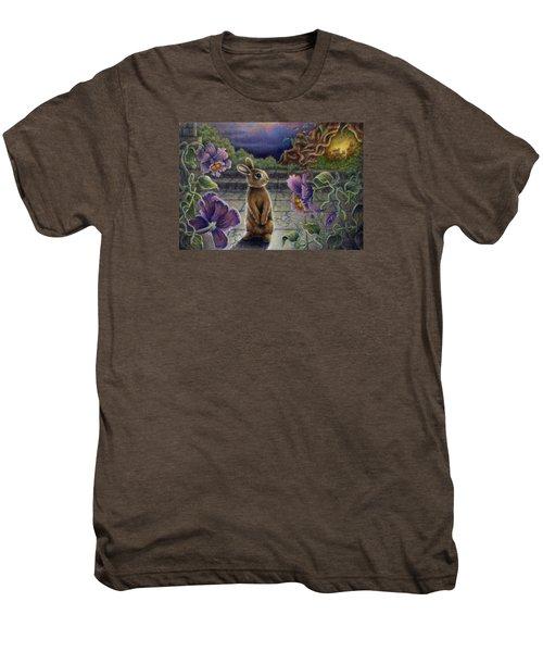 Rabbit Dreams Men's Premium T-Shirt