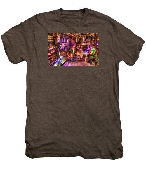 Shackup Inn Stage Men's Premium T-Shirt