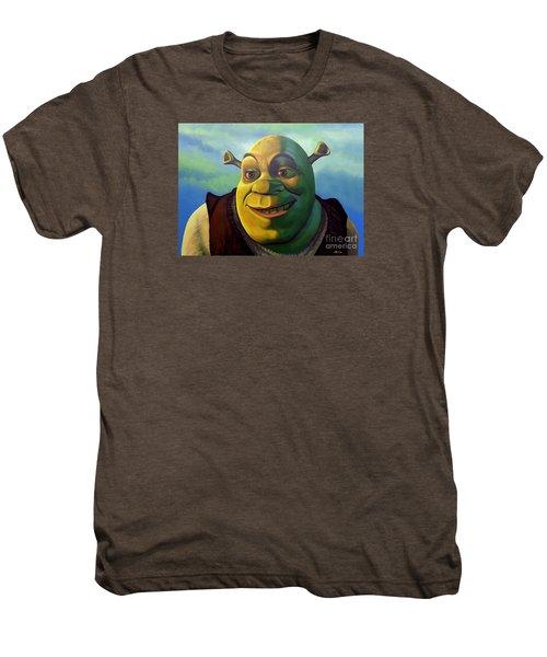 Shrek Men's Premium T-Shirt