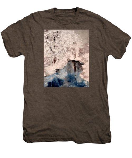 Winter Wonderland Men's Premium T-Shirt