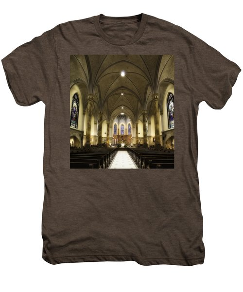 St Mary's Catholic Church Men's Premium T-Shirt