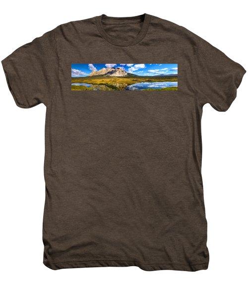 Sukakpak Reflection Men's Premium T-Shirt