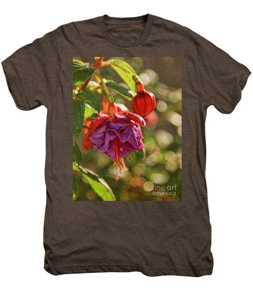 Summer Jewels Men's Premium T-Shirt by Peggy Hughes