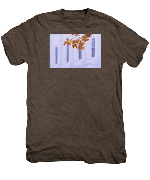Temple Accent Men's Premium T-Shirt