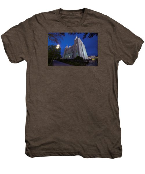 Temple Perspective Men's Premium T-Shirt