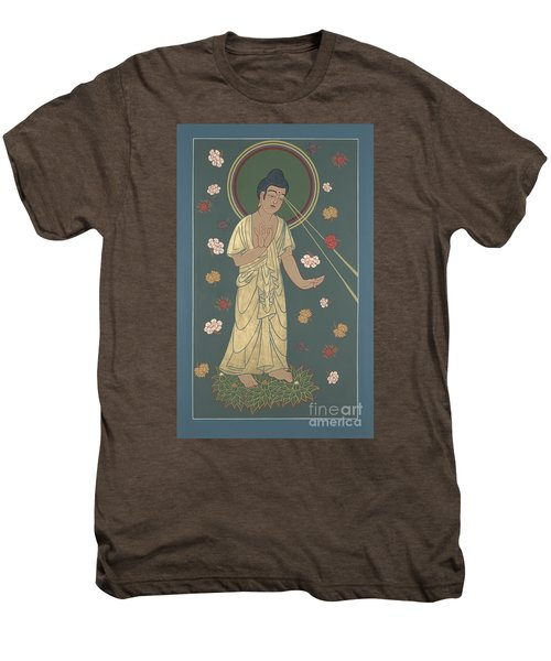 The Amitabha Buddha Descending 247 Men's Premium T-Shirt