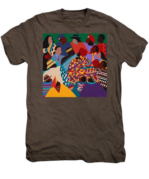 The International Decade Men's Premium T-Shirt