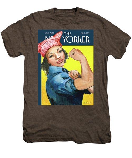 The March Men's Premium T-Shirt