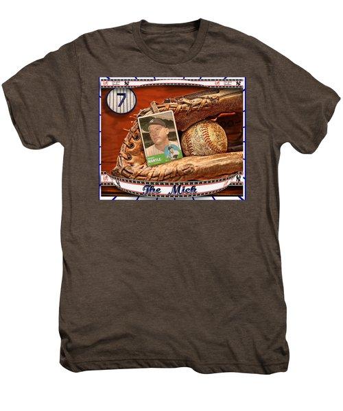 The Mick Men's Premium T-Shirt by John Anderson