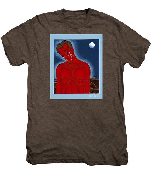 The Passion Of Matthew Shepard 096 Men's Premium T-Shirt