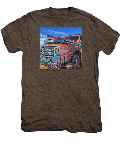 Heavy Duty Men's Premium T-Shirt