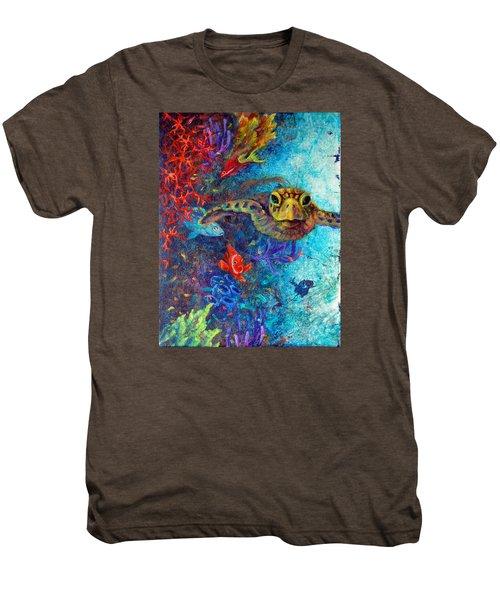 Turtle Wall 2 Men's Premium T-Shirt