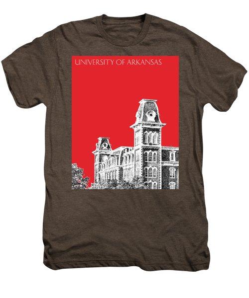 University Of Arkansas - Red Men's Premium T-Shirt
