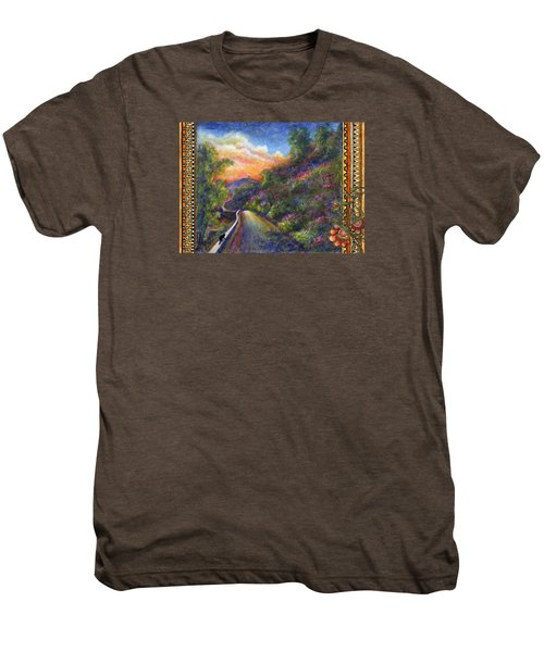 Uphill Men's Premium T-Shirt