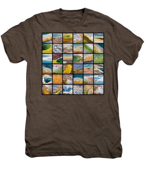 Yellowstone Colors Men's Premium T-Shirt