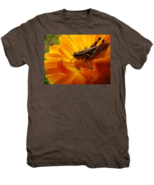 Grasshopper Luncheon Men's Premium T-Shirt