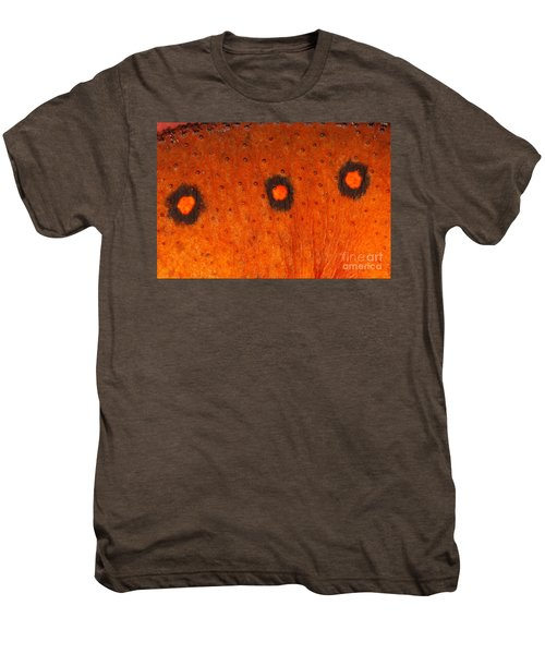 Skin Of Eastern Newt Men's Premium T-Shirt by Ted Kinsman