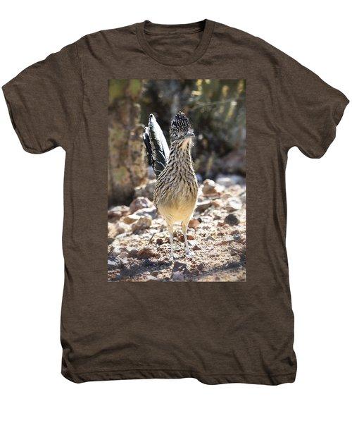The Greater Roadrunner  Men's Premium T-Shirt