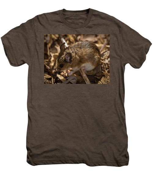 White-footed Mouse Men's Premium T-Shirt