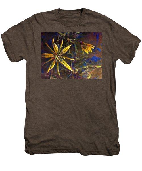 Yellow Passion Men's Premium T-Shirt