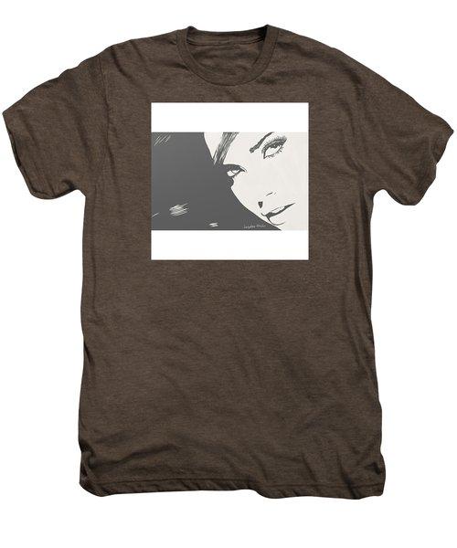 #art #illustration #drawing #draw Men's Premium T-Shirt