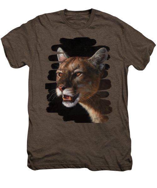 Cougar Men's Premium T-Shirt