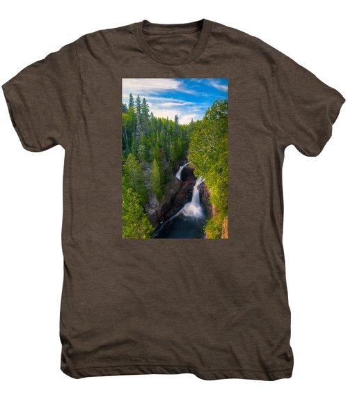 Devil's Kettle  Men's Premium T-Shirt