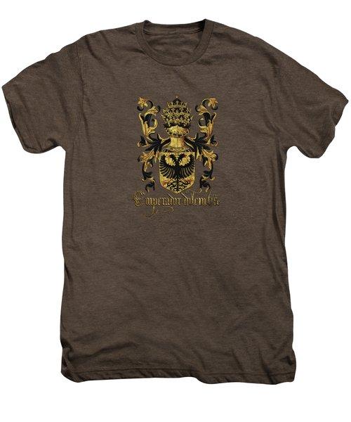 Emperor Of Germany Coat Of Arms - Livro Do Armeiro-mor Men's Premium T-Shirt