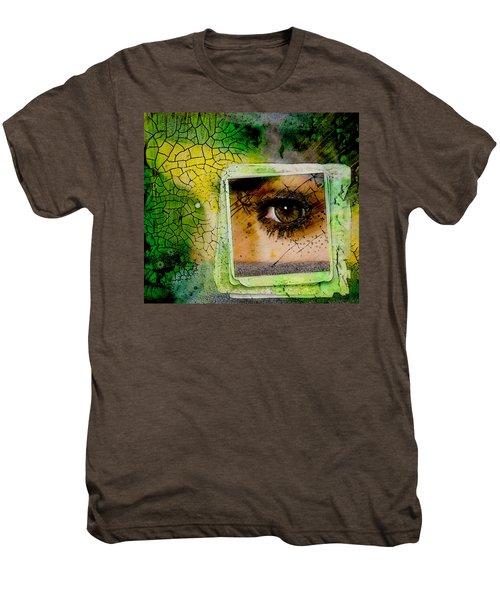 Eye, Me, Mine Men's Premium T-Shirt