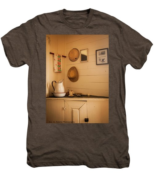 Fort Rock Museum Men's Premium T-Shirt