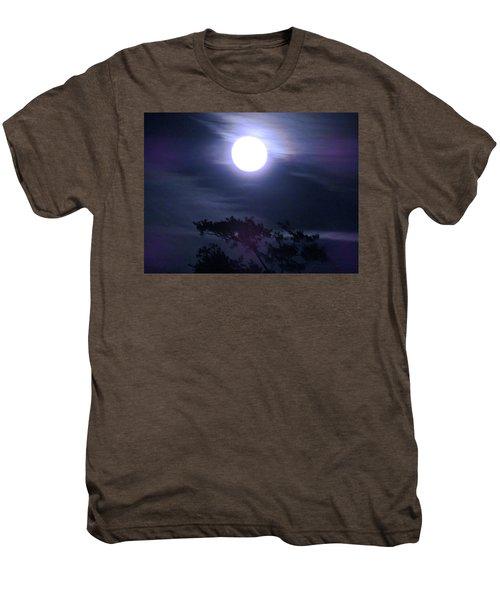 Full Moon Falling Men's Premium T-Shirt