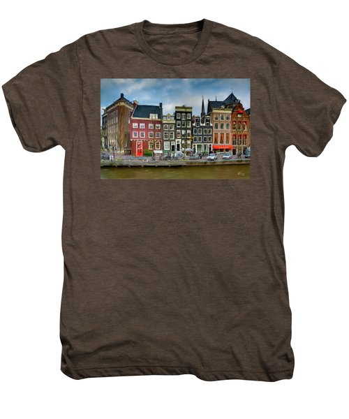 Herengracht 411. Amsterdam Men's Premium T-Shirt