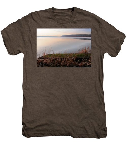 Hudson River Vista Men's Premium T-Shirt
